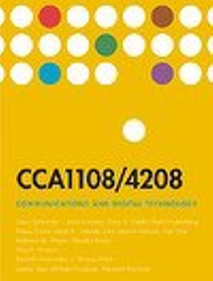 Cover of CP0789 - CMM1108/4208 - Communications and Digital Technology