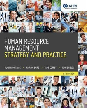 Cover of Human Resource Management: Strategy and Practice