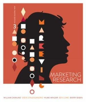 Cover of Marketing Research: Asia-Pacific Edition