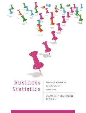 Cover of Business Statistics  : Australia New Zealand
