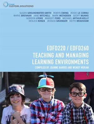 Cover of CP0844: EDFD220 / EDFD260 Teaching and Managing Learning Environments