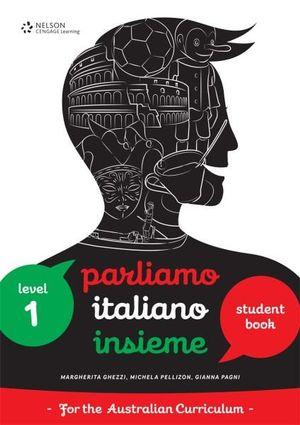 Cover of Parliamo Italiano Insieme