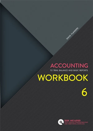 Cover of Accounting Workbook