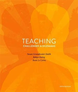 Cover of Teaching Challenges and Dilemmas