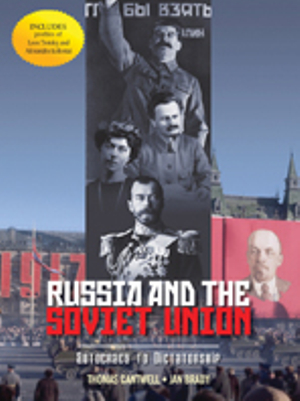 Cover of Russia and the Soviet Union