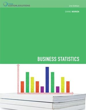 Cover of PP0832 Business Statistics