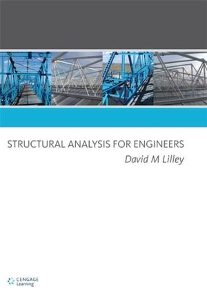Cover of Structural Analysis for Engineers