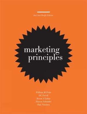 Cover of Marketing Principles