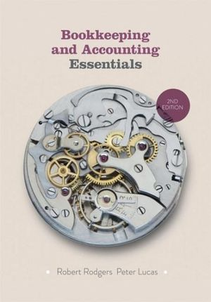 Cover of Bookkeeping Accounting Essentials: Student book