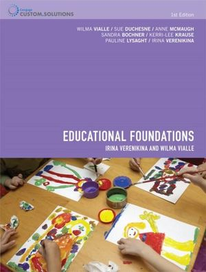 Cover of PP0902 - Educational Foundations
