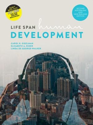 Cover of Life Span Human Development