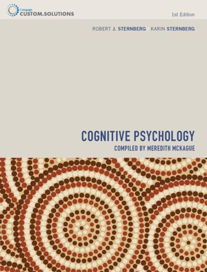 Cover of CP0917 - Cognitive Psychology