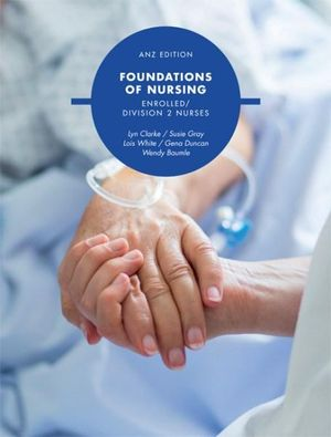 Cover of Foundations of Nursing