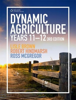 Cover of Dynamic Agriculture Years 11-12
