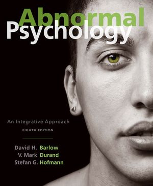 Cover of Bundle: Abnormal Psychology : An Integrative Approach + MindTap Psychology, 1 term (6 months) Printed Access Card, Enhanced for Barlow/Durand/Hofmann's Abnormal Psychology: An Integrative Approach