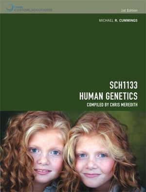 Cover of CP0936 - SCH1133 Human Genetics