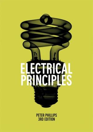 Cover of Electrical Principles