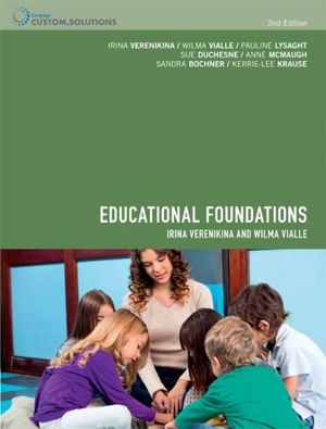 Cover of PP0938 - Educational Foundations
