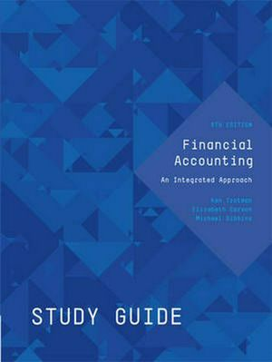 Cover of Study Guide to Financial Accounting