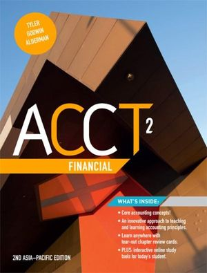 Cover of ACCT2 Financial