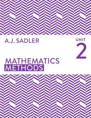 Cover of Mathematics Methods