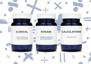 Cover of Clinical Dosage Calculations