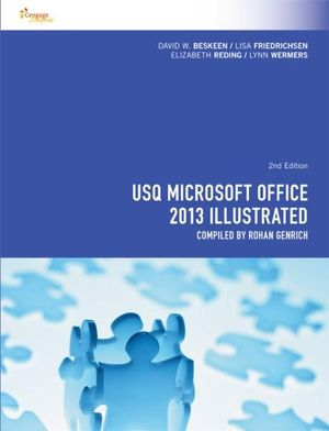 Cover of CP0988 - USQ Microsoft Office 2013 Illustrated
