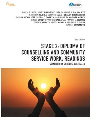 Cover of CP0976 - Stage 2: Diploma of Counselling and Community Service Work