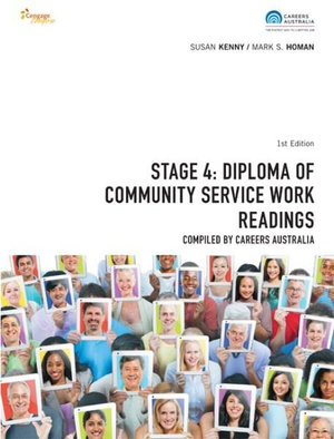 Cover of CP0980 - Stage 4: Diploma of Community Service Work
