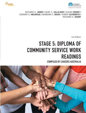 Cover of CP0981 - Stage 5: Diploma of Community Service Work