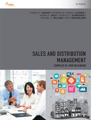 Cover of CP0997 - Sales and Distribution Management, 1st Edition