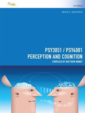 Cover of PSY3051