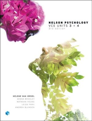Cover of Nelson Psychology