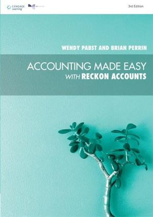 Cover of Accounting Made Easy