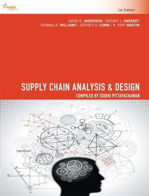 Cover of Supply Chain Analysis & Design for RMIT University