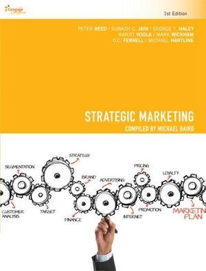 Cover of Strategic Marketing