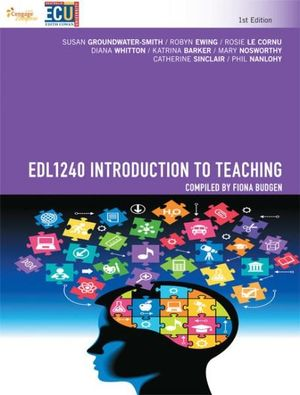 Cover of EDL1240 Introduction to Teaching for Edith Cowan University