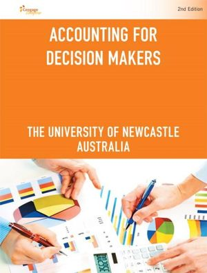Cover of Accounting for Decision Makers