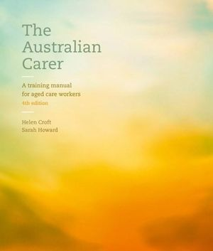 Cover of The Australian Carer