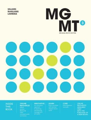 Cover of MGMT3