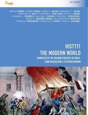 Cover of CP1056 - HIST111 the Modern World
