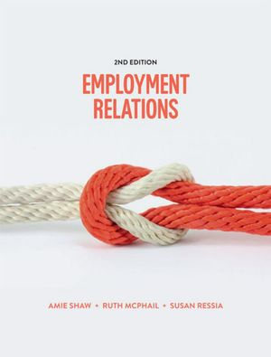 Cover of Employment Relations