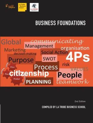 Cover of Business Foundations