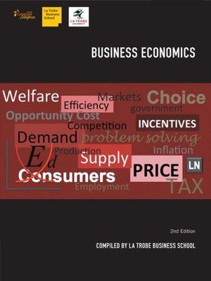 Cover of Business Economics