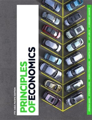Cover of Principles of Economics with Student Resource Access 12 Months