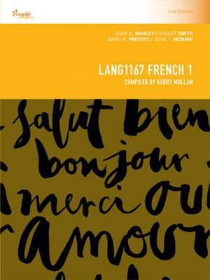 Cover of CP1085 - LANG1167 French 1