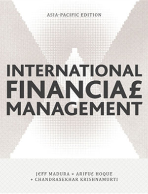 Cover of International Financial Management with Student Resource Access 12 Months