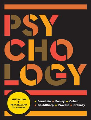 Cover of Psychology with Student Resource Access 12 Months