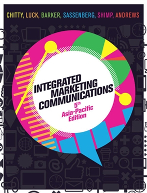 Cover of Integrated Marketing Communications with Student Resource Access 12 Months