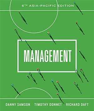 Cover of Management with Student Resource Access 12 Months